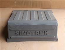 中国重汽豪沃08款电瓶箱盖/WG9100760102