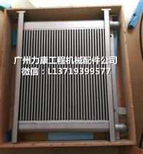 小松PC60-7大机头液压油散热器水箱水泵