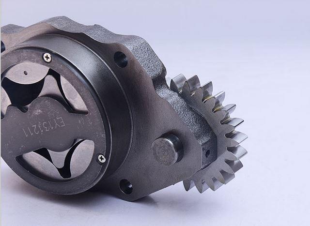 康明斯发动机机油泵isde电控机油泵,c4939588