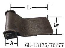 半挂车配件 半挂车合页 铁黑件车厢合页铰链GL-13175/GL-13175