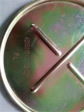 4205010-K0903-07 东风水泥搅拌车飞轮壳后盖板/4205010-K0903-07