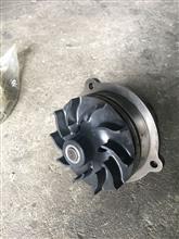 上柴发动机原厂水泵叶轮及连接轴部件/上汽红岩正品配件杰狮新金刚