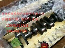 重汽豪沃发动机曲轴总成161560020029/161560020029