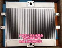 小松PC60-7/4D95液压油/机油散热器 水箱 水泵