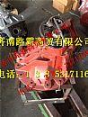 陕汽汉德469中后桥减速器总成/HD715.780120
