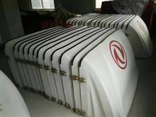 东风轻型货车原厂多利卡驾驶室导流罩总成