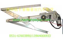 重汽豪瀚右玻璃升降器电机及摆臂AZ9525580163/AZ9525580163