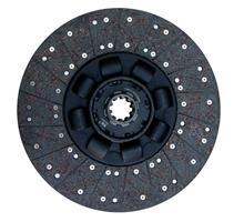 厂家直销 430拉式大孔三级减震离合器片 离合器压盘/1601130-T0500