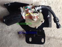 陕汽德龙X3000驾驶室雨刮电机德龙X3000雨刷系统配件/DZ15221740011