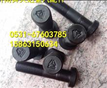 重汽曼桥后轮胎螺丝厂家批发马力压力/811w45501-0178