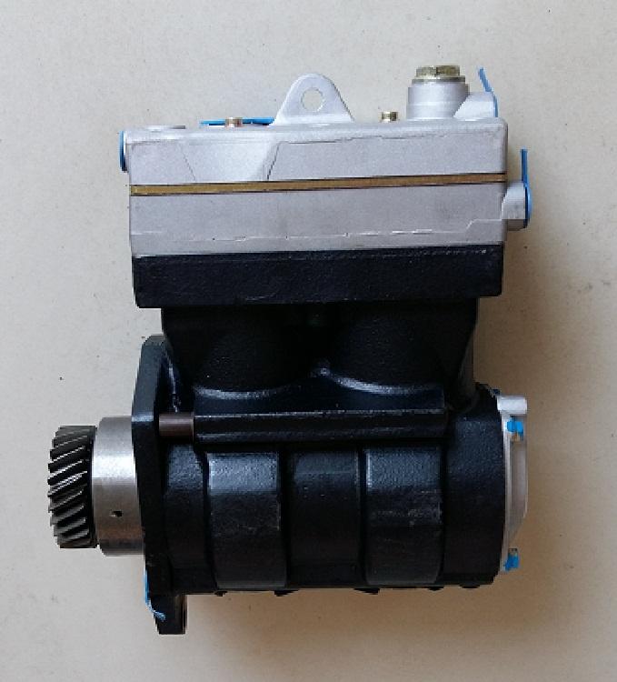 奔驰om457la发动机双缸气泵om457la图片