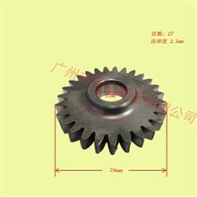 东风康明斯ISDe4.5四 ISDe发动机燃油泵齿轮