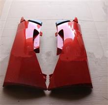 中国重汽豪沃A7低地板导风罩右/WG1664111052
