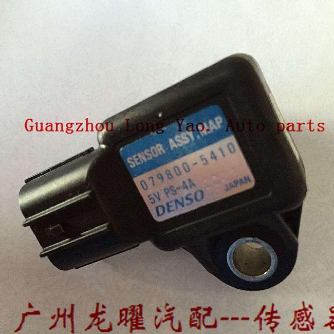 【本田雅阁思域crv进气压力传感器37830-pgk-a-5410