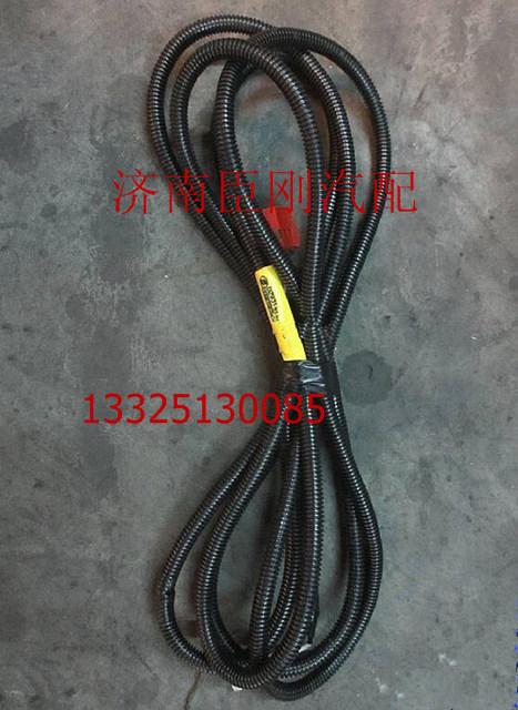 陕汽德龙寒区压缩机电磁开关电线束dz93189778211