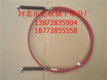 1703060-k2400东风天龙 大力神原厂选换挡软轴总成/1703070-k2400  1703060-K2400