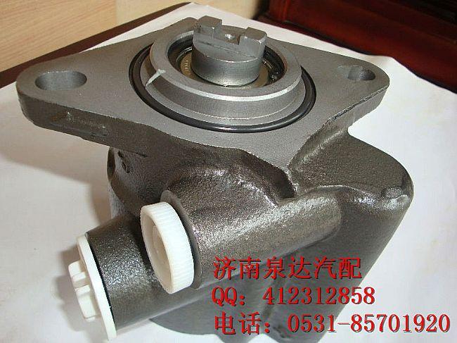 发动机系统 叶片泵