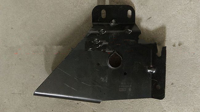 电机接线盒盖板