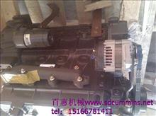 QSB4.5康明斯发动机配件;众友挖掘机B3.3增压器,曲轴/3328379