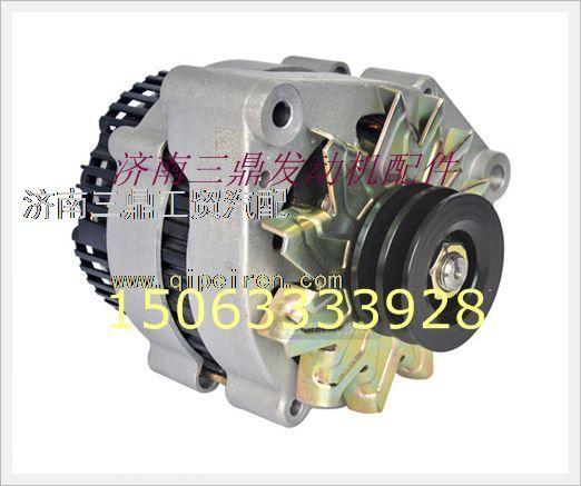 WP10整体式交流发电机612600090572图片图片