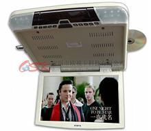米色15.6寸吸项DVD 车载显示器 车载MP5 吸顶式高清DVD电视/3
