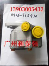 重庆红岩阜新德尔转向助力泵/3406-715410