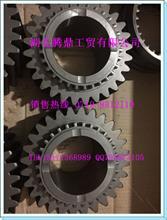 新疆东风沙豹车分动箱低档主动齿轮
