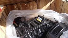 东风军车配件EQ20812082E6D1093F6D240分动箱/18C-00020-B