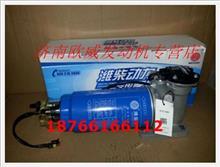 潍柴WD10蓝擎二代国三工程机械发动机燃油水寒宝/612600082776