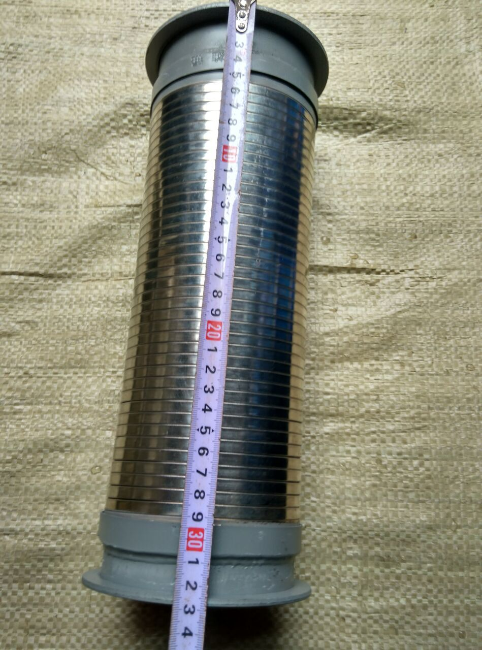 东风天龙波纹管 雷诺排气管 大力神金属软管,1202010-t4000
