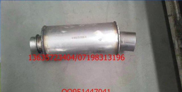 东风国四消声器进气管,1203020-t77x0