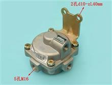 LZ柳汽乘龙王EQ140继动阀总成5孔RL3518BA铝泵带支架/继动阀RL3518BA