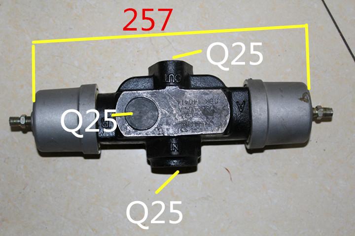 南骏新瑞康鸿运原装正品分配阀气控换向阀8606003-d33dlq-a图片