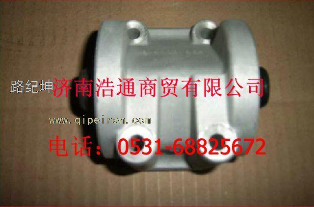 重汽发动机机机油滤清器底座组件,vg1500070051