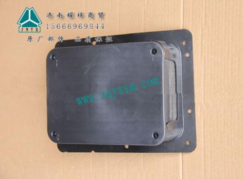 重汽豪沃08款驾驶室接线盒总成,wg9725584032