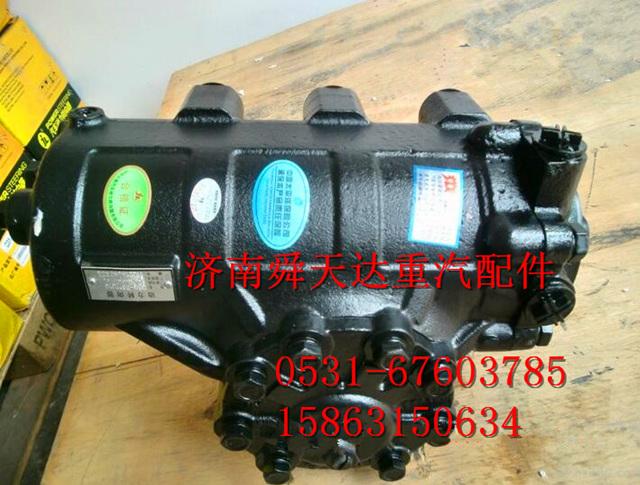 厂配件陕汽德御方向机总成液压转向器 助力泵厂家价格,陕汽德御方