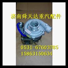 原厂配件上柴天然气发动机盖轮增压器总成生产厂家价格改装车/D38-000-86