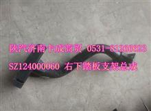 陕汽配件 M3000右下踏板支架总成/SZ124000060