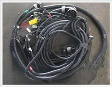 陕汽德龙底盘线束(二)(84,发动机,变速箱)/DZ93319774090