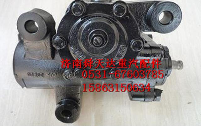 配件安徽华菱车方向机总成液压转向器助力泵生产厂家价格原装3401