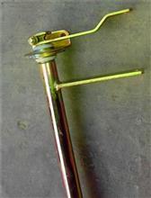 东风EQ2102N变速箱操纵机构拉杆总成17A07B-03160/17A07B-03160
