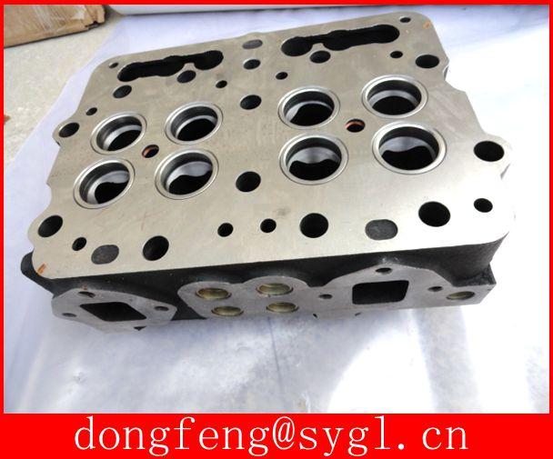 供应4915442重庆康明斯nt855气缸盖总成,4915442图片
