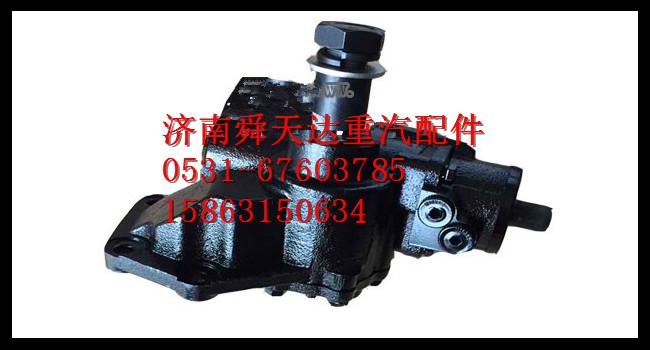 柳汽龙卡动力转向方向机总成 动力转向机液压转向器 助力泵厂家gx301图片