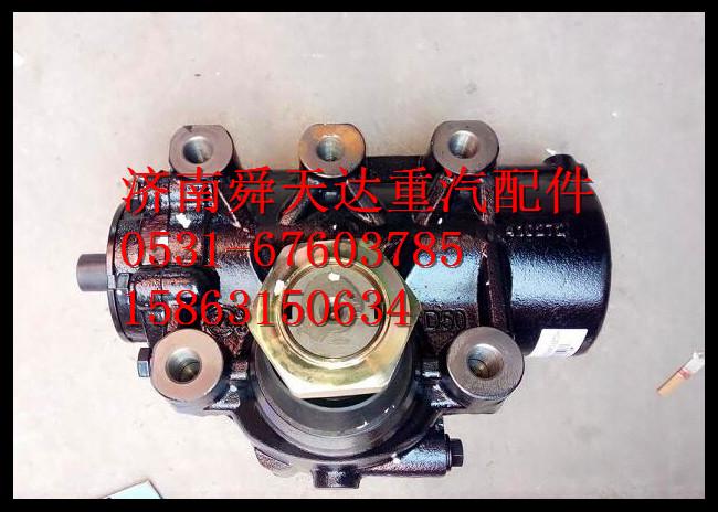 陕汽德龙方向机总成 动力转向机液压转向器 助力泵厂家,d50-3411010图片