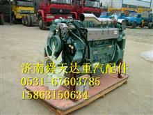 原厂配件重汽HOKA发动机总成 缸体机体四配套电喷马力厂家旧拆车/重汽HOKA发动机总成