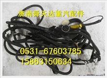 陕汽德龙奥龙分动器取力底盘电线束 驾驶室线束 发动机线束生产/JZ91159770006TZ