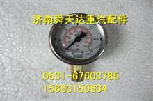 天燃气发动机配件LNG气瓶径向压力表 原厂厂家 价格/WG10000001(DZ93259560144
