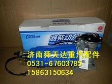 潍柴WD10蓝擎二代国三工程机械发动机燃油水寒宝生产厂家价格/612600082776