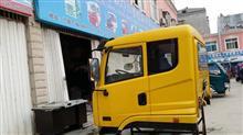 长安重汽TT530柠檬黄车身/重汽TT530