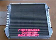 销售日立EX200-5液压油箱散热器 水箱 风扇叶/EX200-5